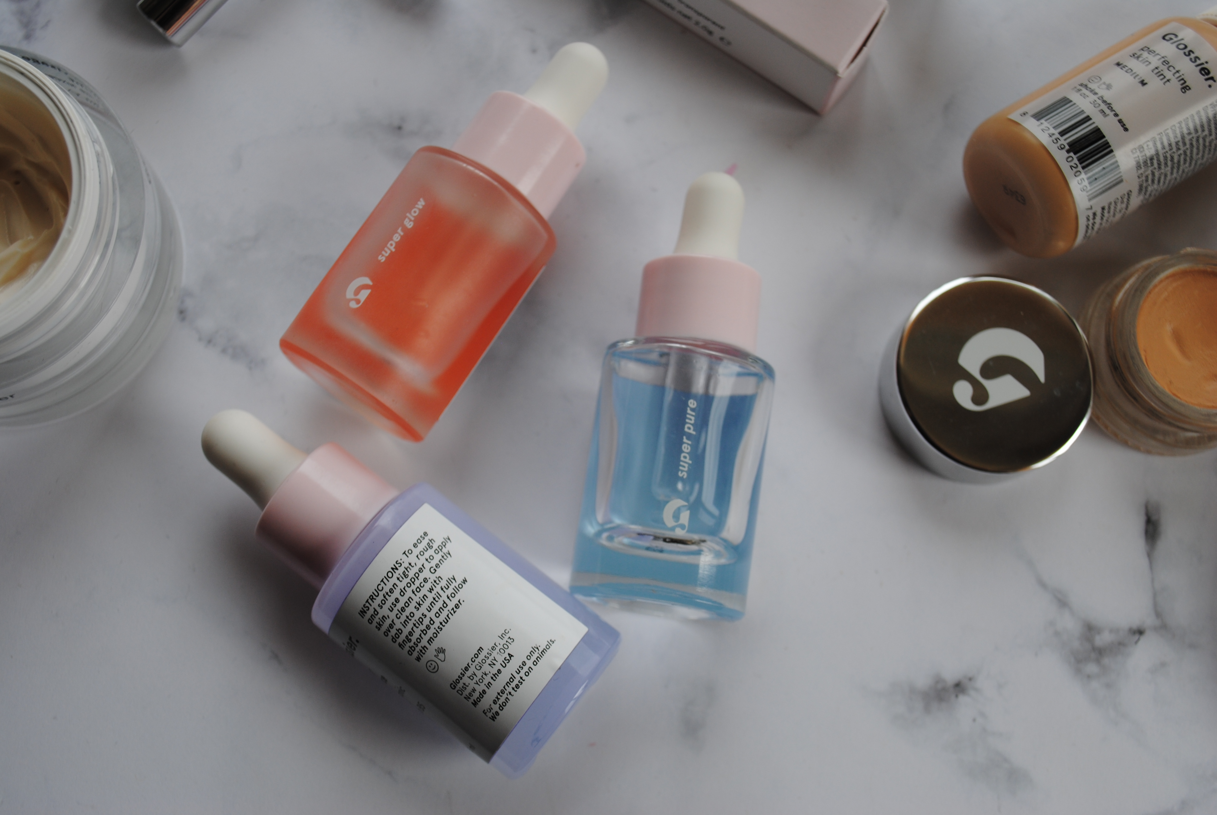 Glossier Product Review | Le Bella Gypsy